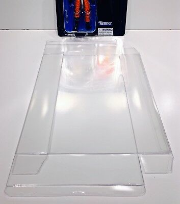 1 Clear Protector For CELEBRATION LUKE X-WING STAR WARS 40TH Display Case Box
