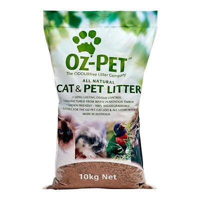 NEW Oz Pet Litter Bag 10kg