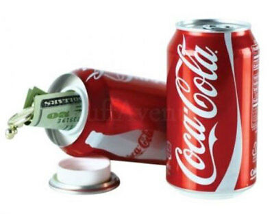 New Coca Cola Soda Can Safe Stash Hidden Compartment Diversion Stealth Storage