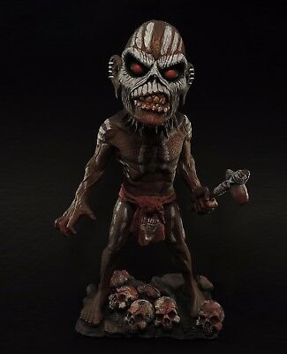 Eddie, Sculpture, Iron Maiden, Metal