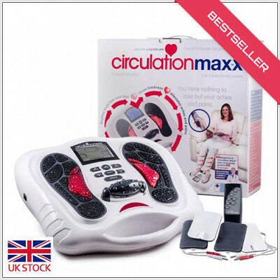Circulation Maxx Blood Booster Design with Remote Control and Infrared