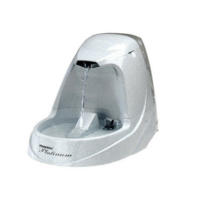 NEW Drinkwell Platinum Pet Fountain