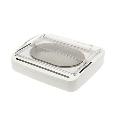 Sure Feed Sealed Pet Bowl in White