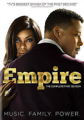 EMPIRE: The Complete First Season 1 (4-Disc DVD Set, 2015) ~ NEW