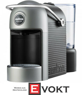 Lavazza A Modo Mio Jolie Plus Gun Metal Grey Coffee Capsule Machine Genuine