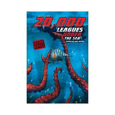 Jules Verne's 20,000 Leagues Under the Sea by Carl Bowen
