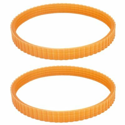 2pcs Electric Planer Power Tool Parts Driving Belt for Makita 1911B M9O1 X6V3