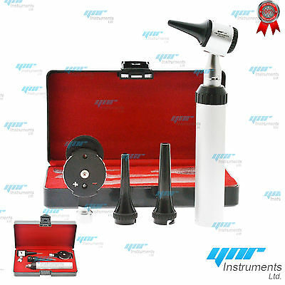 ENT Otoscope Ophthalmoscope Opthalmoscope Diagnostic Set Veterinary Pet Kit -YNR