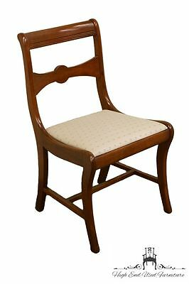 1950's Antique Mahogany Duncan Phyfe Style Dining Side Chair