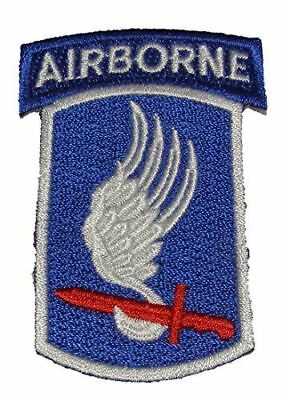 """173RD AIRBORNE BRIGADE  /""""SKY SOLDIERS/"""" LARGE MEASURES 1 1//2 INCHES WIDE PIN"""