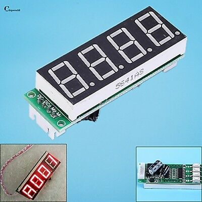 Positive Negative Rotating Rotate DC Motor Driver Module Timing Delay Auto Loop