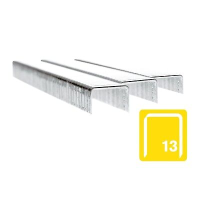 Rapid 13/10 10mm Galvanised 5m Staples Box 5000
