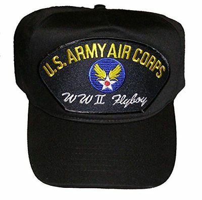 Us Army Air Corps Usaf Air Force Wwii Fly Boy World War 2 Two Hat Cap Veteran