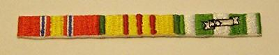 Vietnam Service Ribbons Patch Campaign Ribbons South East Asia Veteran