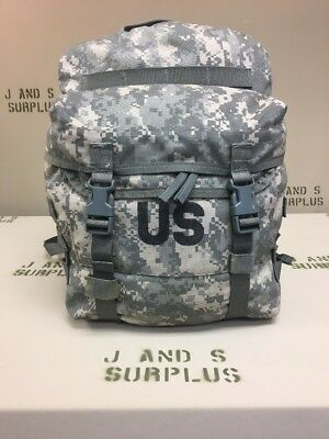 Genuine USGI Military Surplus Army Molle II 3 Day Assault pack ACU Camo BACKPACK