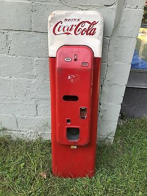 VMC 44 Coke Machine Front Door