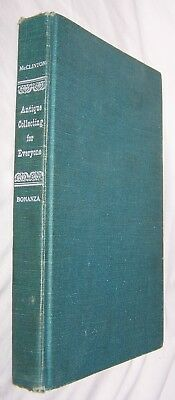 Antique Collecting for Everyone HB w/out dj-McClinton-1951-252 pages