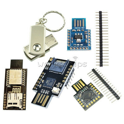 SS Micro BadUsb Beetle ATMEGA32U4 ESP12E Development Board Virtual Keyboard