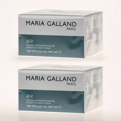 Maria Galland Ligne Soin Silhouette Spa ★ 412 Mousse Gommante Exquise 150ml - 2x