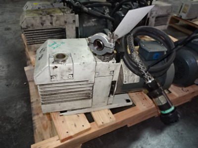 Leybold Trivac D16B Rotary Vane Vacuum Pump - 18 Available