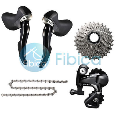 New Shimano 105 5800 Road Upgrade Group Groupset 11-speed ST RD CS CN