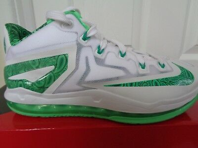 cheap for discount 85d66 b747d Nike Max Lebron XI Low trainers sneakers shoes 642849 100 uk 6 eu 40 us 7