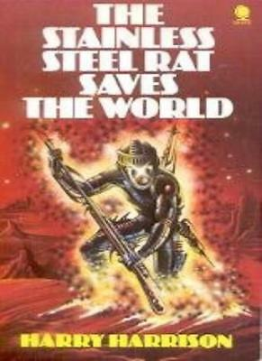 Stainless Steel Rat Saves the World-Harry Harrison