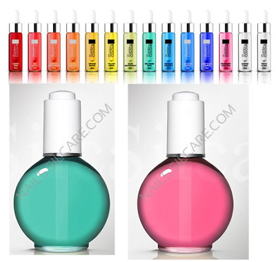 Silcare The Garden Of Colour Regenerating Nail Cuticle Hydration Oil
