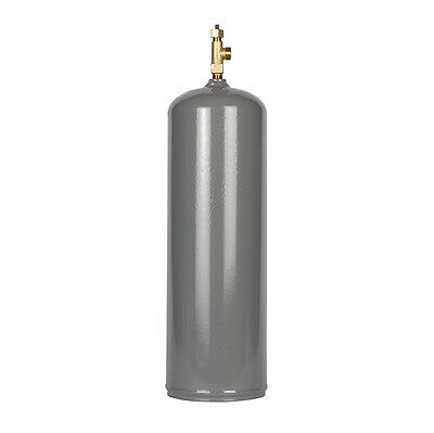 Steel 'B' Acetylene 40 cu ft Cylinder Tank - CGA520 Valve -  For Welding - NEW