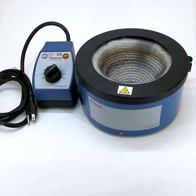 Thermo Scientific Electrothermal Mantle CMUT1000/EX1 (115V) & MC242X1 Controller