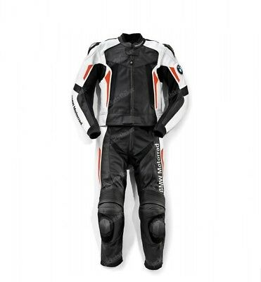 Bmw Racing Biker Motorcycle Leather Suit Motogp Motorbike Leather Jacket Trouser
