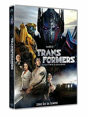 Transformers: L'Ultimo Cavaliere DVD PARAMOUNT
