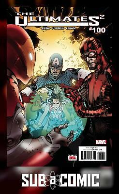 ULTIMATES 2 #100 (MARVEL 2017 1st Print) COMIC