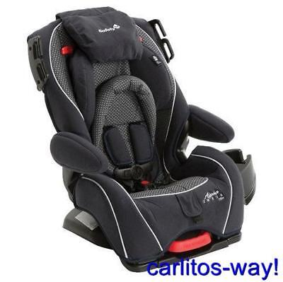 Safety 1st ALPHA OMEGA ELITE 3-in-1 Convertible Car Seat NEW BROMLEY CC106BRL