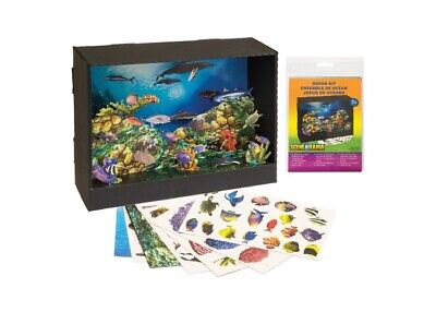NEW Woodland Scenics Scene-A-Rama Ocean Kit SP4242
