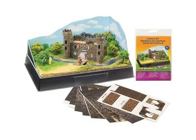 NEW Woodland Scenics Scene-A-Rama Castle Kit SP4134