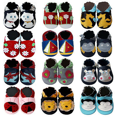 Cozy Boutique Newborn Baby Boy Shoes Up To 5 yrs Soft Sole Leather Kids Shoes