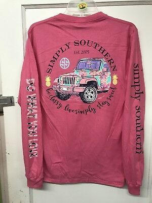 Simply Southern Stay Sweet Long Sleeve