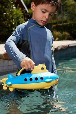 NEW Green Toys Submarine - Baby Kids Bath Pool Toy Eco-Friendly Toy