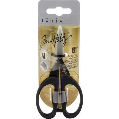 Tim Holtz Mini Snips 5 inch Tonic Studios Scissors