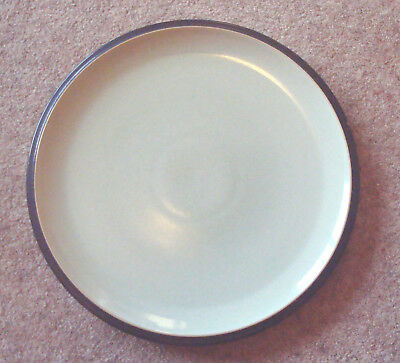 """DENBY Juice Apple Green/Brown Side Plate  7.5"""" Diameter, Good Condition"""