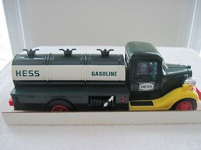 1982 First Hess Truck Mint In Box  1980-1989 Not A 1983 No Bank @look@