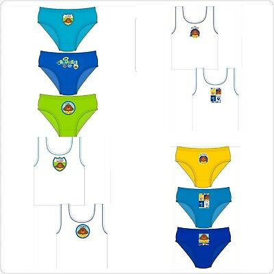Boys Hey Duggee Briefs/Pants 3 pack Character Underwear  Free P&P