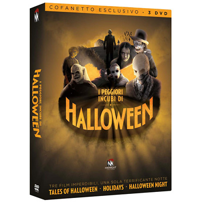 Halloween Cofanetto (3 Dvd)