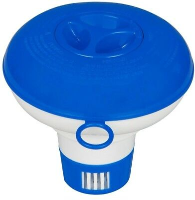 Intex Swimming Pool and Spa Floating Chemical Dispenser (Bromine and Chlorine)