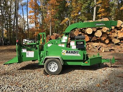 Brush Bandit 1290XP Chipper