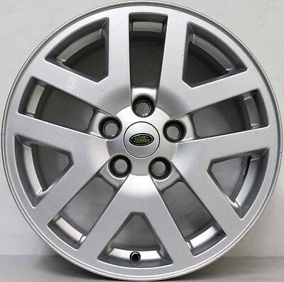 18 inch GENUINE LANDROVER DISCOVERY 3 2011 MODEL SINGLE ALLOY WHEEL