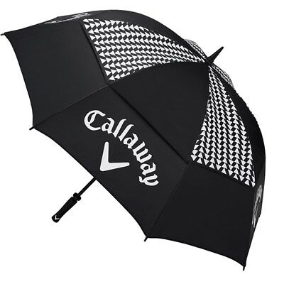 "Callaway Ladies Uptown 60"" Double Canopy Golf Umbrella"