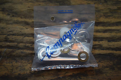Campagnolo NOS NIB C Record Schalthebel Friction Shifters Sealed Pack NEU