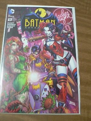 Batman Adventures 12 Fan Expo Jonboy Myers Color Variant Very Nice Book